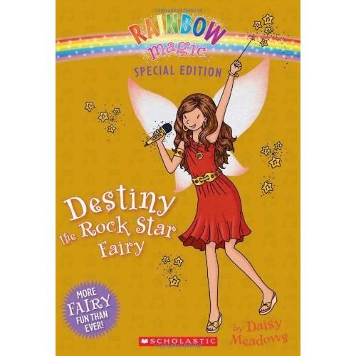 Rainbow Magic Special Edition: Destiny the Rock Star Fairy