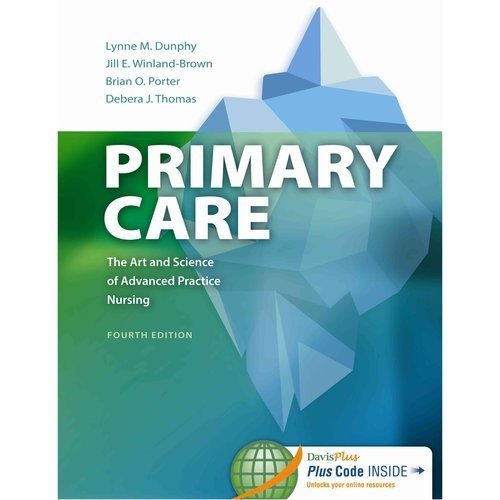 Primary Care : Art and Science of Advanced Practice Nursing