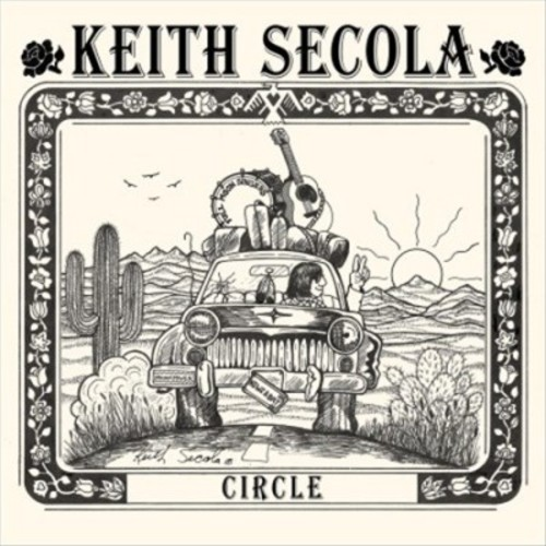 Keith Secola - Circle (Vinyl)