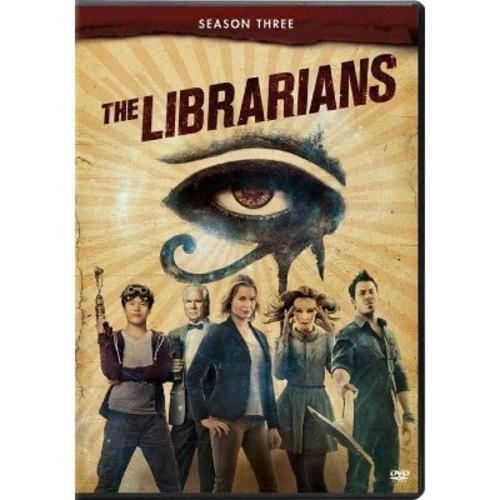 Librarians:Season Three (DVD)