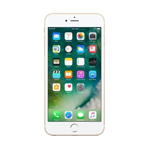 Apple - Pre-Owned (Excellent) iPhone 6s Plus 4G LTE 128GB Cell Phone (Unlocked) - G