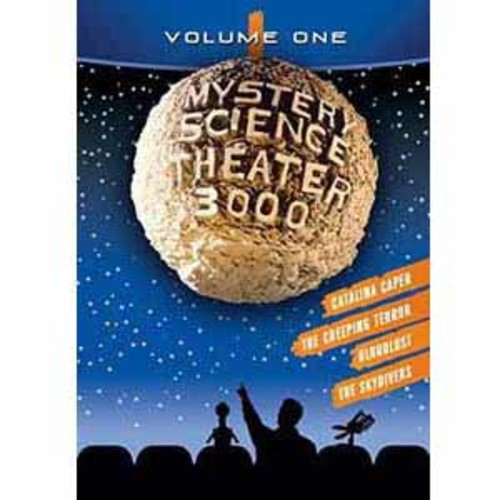 Mystery Science Theater 3000, Vol. 1[DVD]