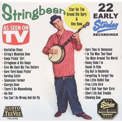 22 Early Starday Recordings [CD]