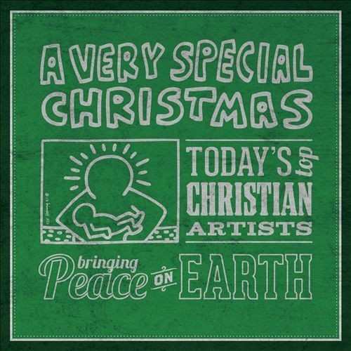 A Very Special Christmas: Bringing Peace on Earth [CD]