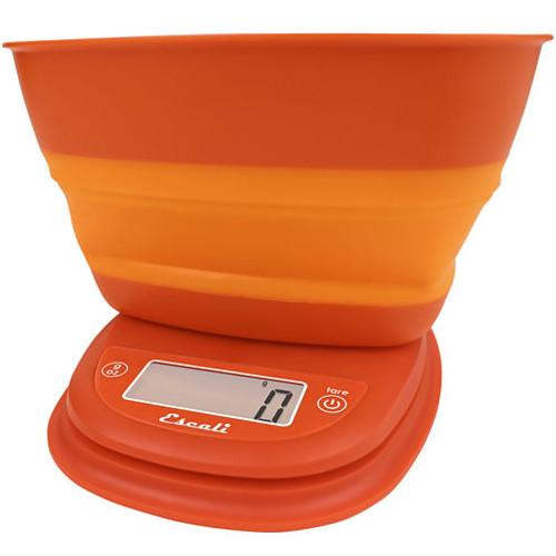 Escali Pop Collapsible Bowl Digital Food Scale
