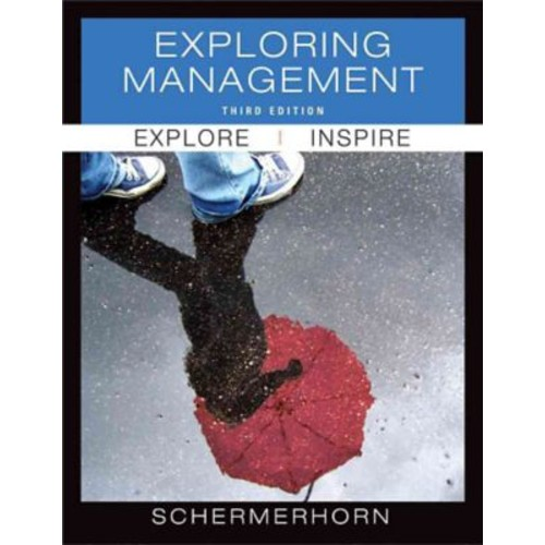 Exploring Management (PB)