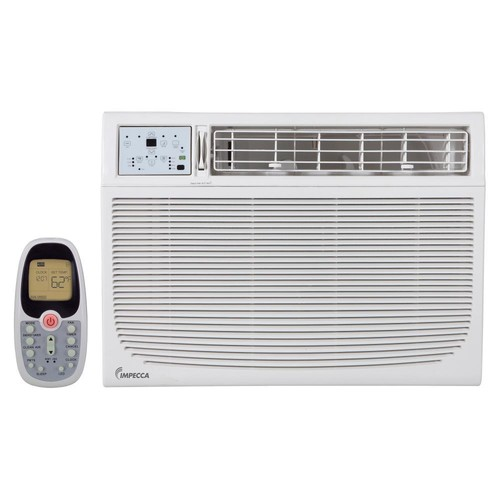 Impecca 25,000 BTU 230/208-Volt Electronic Controlled Window Air Conditioner with Remote, ENERGY STAR