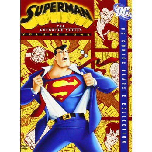Superman: The Animated Series - Volume 1