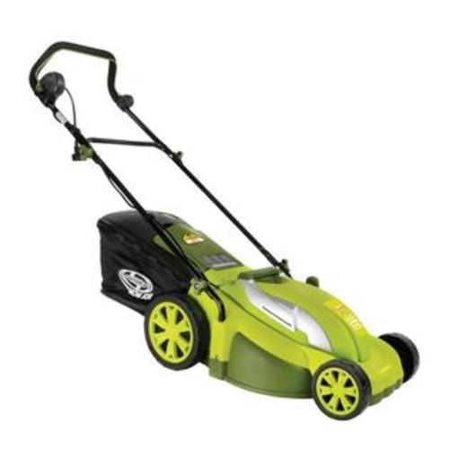 Snow Joe Sun Joe MJ403E Mow Joe 13-Amp Corded Electric Lawn Mower, 17-Inch