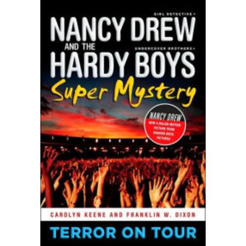 Terror on Tour (Nancy Drew & the Hardy Boys Super Mystery Series)