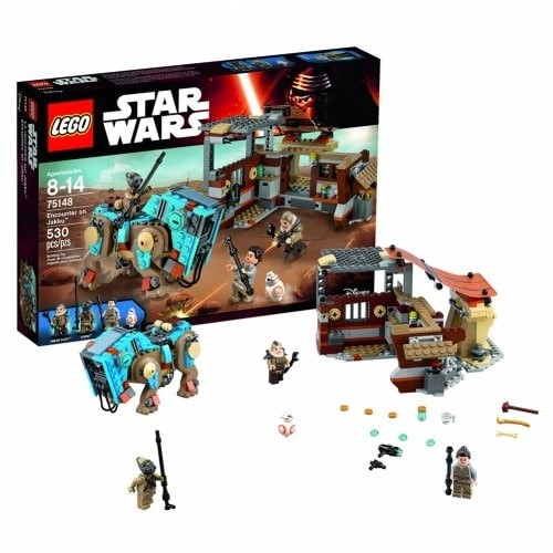 LEGO(R) Star Wars(TM) Encounter On Jakku(TM)