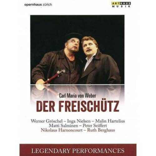 Legendary performances:Von weber der (DVD)