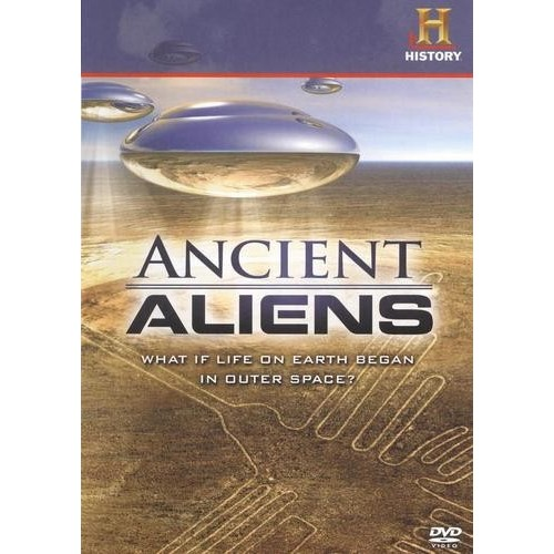 Ancient Aliens [DVD] [2009]