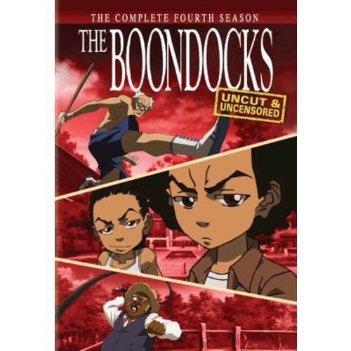 The Boondocks: The Complete Fourth Season [4 Discs]