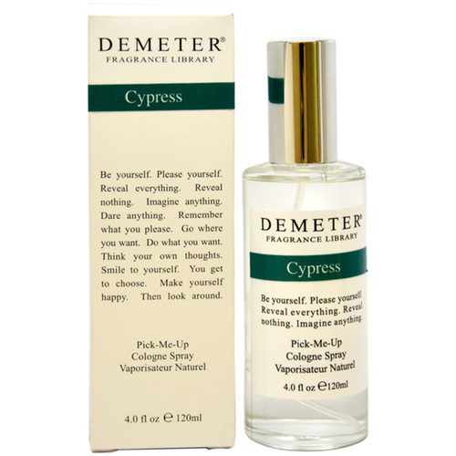 Demeter Cypress Women's 4-ounce Cologne Spray