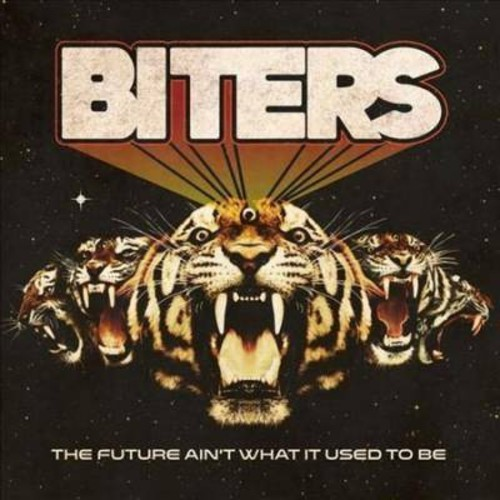 The Biters - The Future Ain't What It Used To Be [New+] [Vinyl]