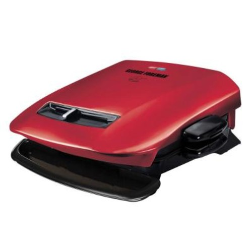George Foreman Removable Plate Indoor Grill