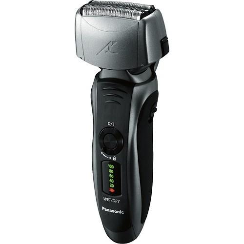 Panasonic - Arc3 3-Blade Wet/Dry Electric Shaving System - Black