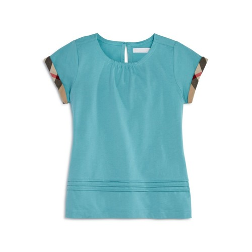 BURBERRY Girls' Gisselle Knit Top - Sizes 4-14