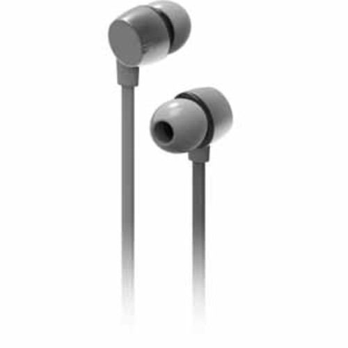 Quikcell Medley High Performance Aluminum In-Ear Headphone - HP Gray