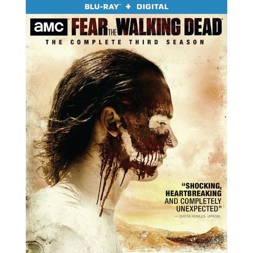 Fear the Walking Dead: Season 3 [Blu-ray]