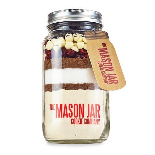 Mason Jar Cookie Company 20.2-oz. Gluten-Free Berries & Chocolate Cookie Mix In a Jar