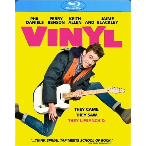 Vinyl (Blu-ray) (Widescreen)