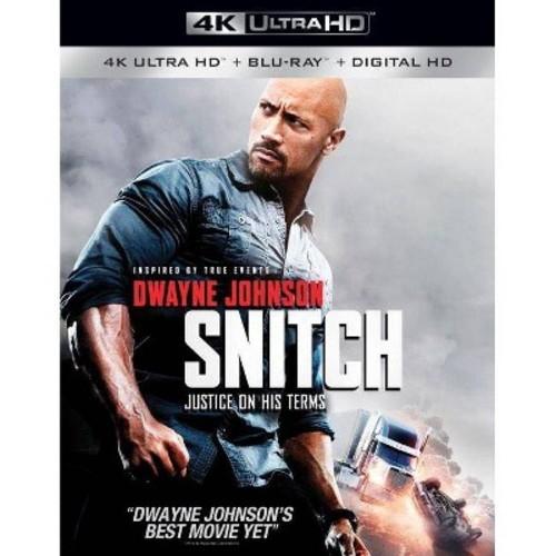 Snitch [4K UHD] [Blu-Ray] [Digital HD]