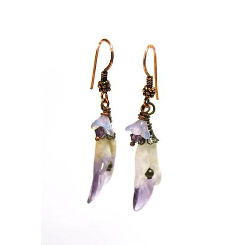 Lavender Lillies