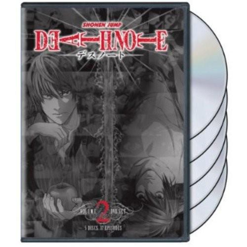 Death Note: Set 2 [5 Discs] [DVD]