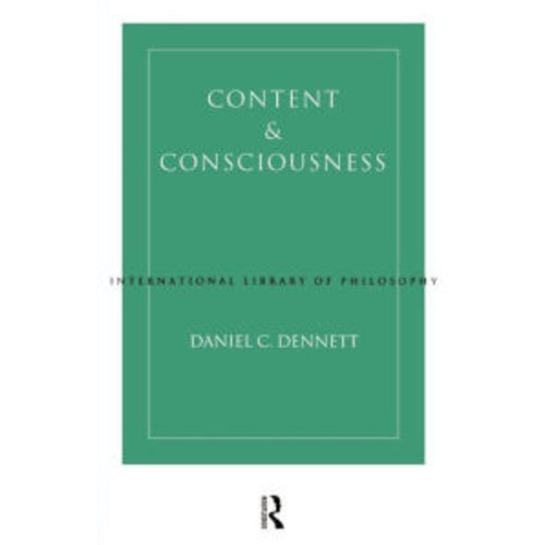 Content and Consciousness / Edition 2