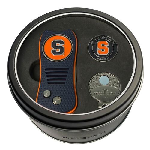 Team Golf Syracuse Orange Switchfix Divot Tool, Cap Clip & Ball Marker Set