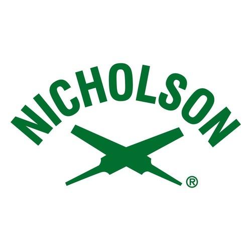Nicholson 12 in. 18-TPI Bi-Metaloy Hacksaw Blade