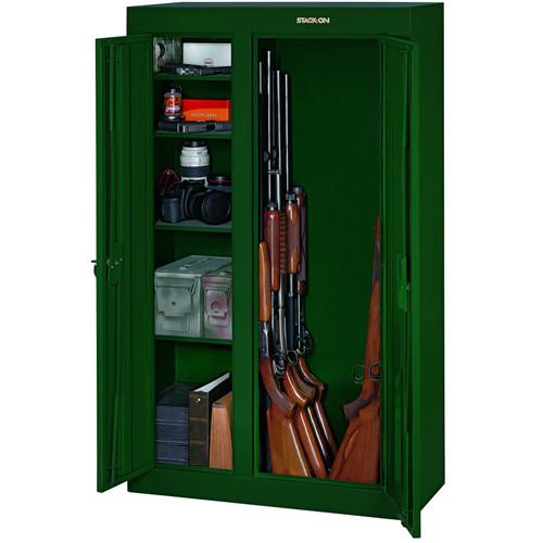 Stack-On 10-Gun Keyed Gun Safe
