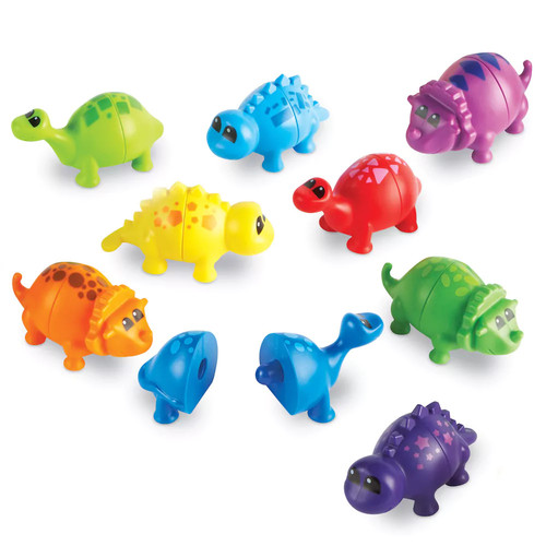 Learning Resources Snap-n-Learn Dinos