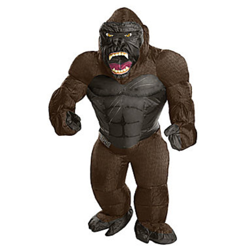 King Kong Inflatable Adult Costume - One-Size