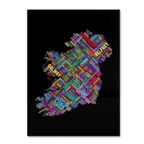 Trademark Fine Art 'Ireland V' 16