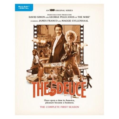 The Deuce: Season 1 (Blu-ray + Digital)