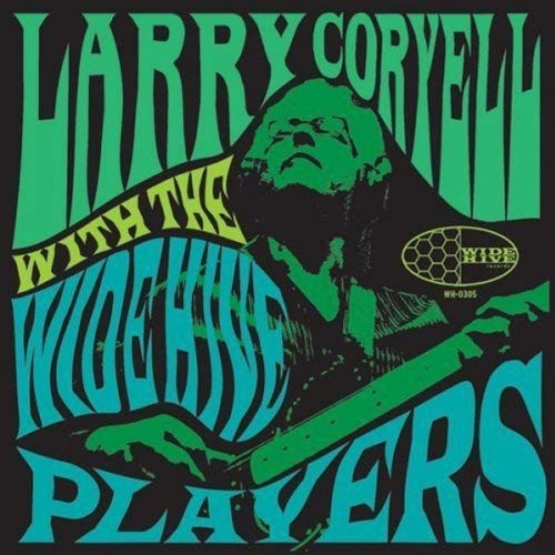 Larry Coryell with the Wide Hive Players [LP] - VINYL