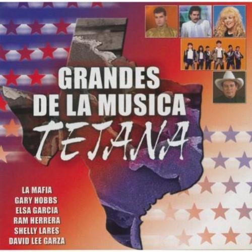 Grandes De La Musica Tejana