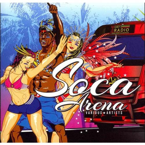 Soca Arena [CD]