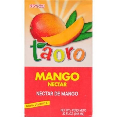 Taoro Mango Nectar - 32 fl oz Carton