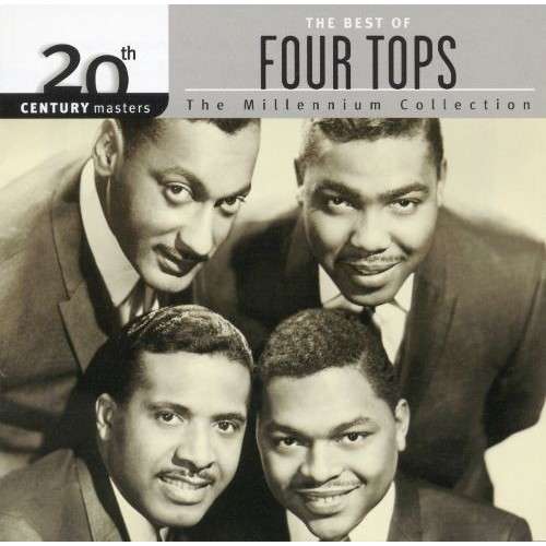 20th Century Masters: The Millennium Collection: Best of the Four Tops [CD]