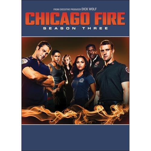 Chicago Fire: Season Three [6 Discs] [DVD]