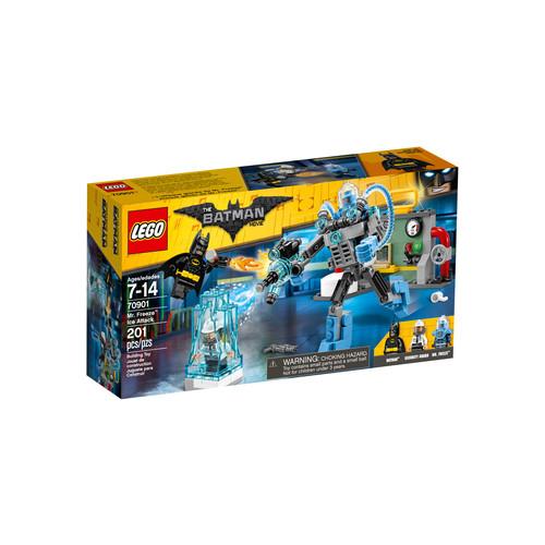 LEGO THE  BATMAN MOVIE Mr. Freezeu0026#8482; Ice Attack #70901