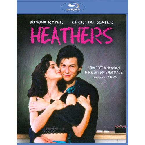 Heathers [Blu-ray] [1989]
