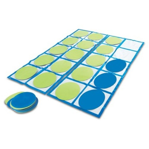 Learning Resources Ten-Frame Floor Mat Set