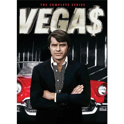 Vega$: The Complete Series [18 Discs] [DVD]