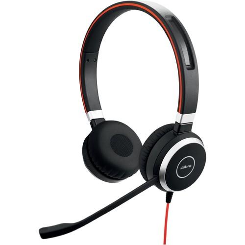 Jabra - EVOLVE Stereo Headset - Multi