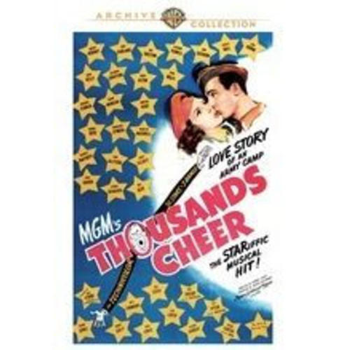 Warner Bros Thousands Cheer, DVD
